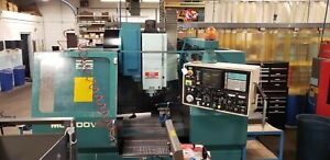 Used Matsuura Mc 600v Cnc Vertical Machining Center 23x16 Mill 20 Atc Pre owned