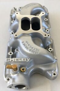 Extremely Rare Cobra Shelby Hipo Gt350 289 302 Intake Manifold