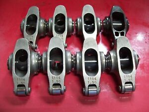 Competition Cams Sbc 1 5 Roller Rockers Take outs Used 7 Magnums 1 Ultra