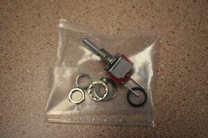 100 C k 3 Prong Toggle Switches On off on 7105 2a 250v 5a 120v Military Surplus