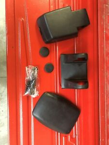 Ford Foxbody Mustang 87 93 Black Center Console Parts