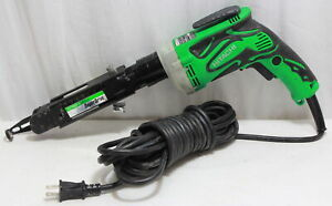 Hitachi Superdrive W 6v4 Drywall Screw Driver