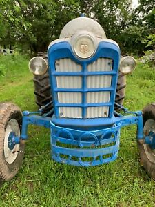 Ford Powermaster 801 Lp Liquid Propane Tractor 1961 Super Rare Factory Propane