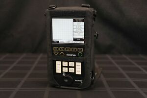 Olympus Nortec 2000d Ultrasonic Flaw Detector Stavely Ndt Ut Good Condition