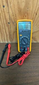 Fluke 233 Remote Display True Rms Multimeter