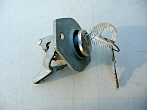 Nos 1955 Ford Glove Box Lock W Keys 55 Fomoco 55 To 57 T bird All But One Part