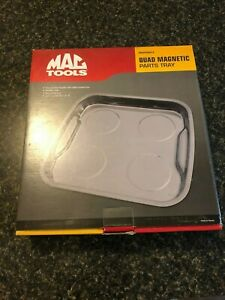 Mac Tools Magnetic Tray Quad 4 Magnetic Parts Tray Magtray 4