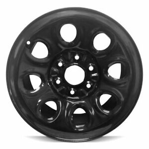17x7 5 Inch New Steel Wheel Rim For Gmc Sierra 2005 2013 Chevy Silverado 05 13