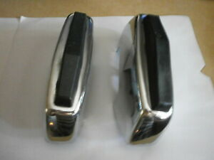 Vw Bumper Guards 1968 And Later