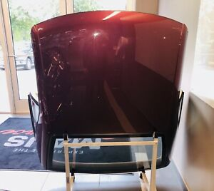 96 02 Mercedes R129 Sl320 Sl500 Convertible Hardtop Roof Assembly Maroon
