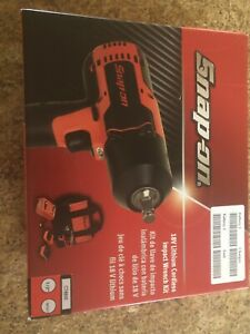 Snap On Ct8850 18v 1 2 Drive Cordless Lithium Impact Wrench