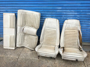 1960 63 Ford Falcon Door 2dr Oem Fornt Doors Rusty Bottoms