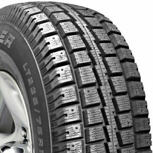 4 New Cooper Discoverer M S Winter Snow Tires Lt245 75r16 245 75 16 2457516 Lre