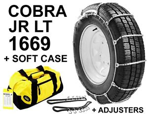 Cobra Lt 1669 Cable Tire Snow Chains
