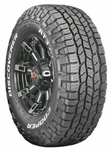 2 New Cooper Discoverer A t3 Xlt All Terrain Tires Lt325 60r18 Lre 10ply Rated