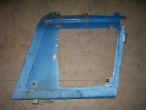 Vintage Ford 6000 Commander Diesel Tractor right Front Screen Frame