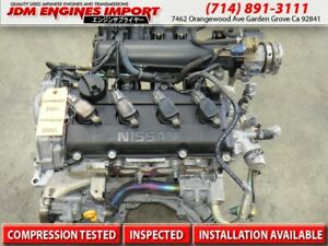 02 03 04 05 Nissan Altima Sentra 2 0l Qr20 Engine Replacement For 2 5l Qr25de