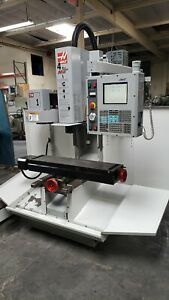 2005 Haas Tm 1 Cnc Vertical Mill Milling Machining Center Pristine 1 000 Hrs