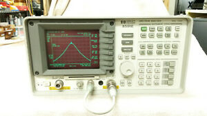 Hp agilent 8591e Spectrum Analyzer W opts 010 041 9khz To 1 8ghz