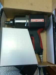 Craftsman 1 2 Heavy Duty 580ft Composite Impact Wrench 919984 Shipping Included