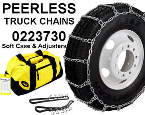 Peerless Truck Tire Snow Chains 0322730