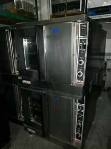 Used Commercial Restaurant Equipment Double Stack Convection Oven