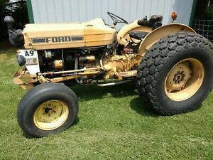 Ford 3400 Tractor