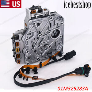 Automatic Transmission Valve Body For 99 05 Vw Jetta Golf Mk4 Beetle 01m325283a