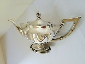Gorham Teapot Sterling 925 2 Pint Plymouth