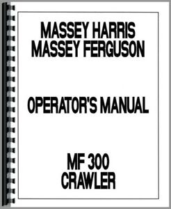 Parts Manual International Harvester Super A Tractor Implement Attachments