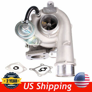 New For Mazda Mazdaspeed 3 2 3l Mzr Disi Turbo Turbocharger K0422 882 K0422 881