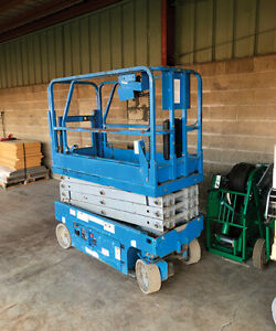 Genie Gs1930 19 Electric Scissor Lift