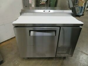 Turbo Air Tpr 44sd Refrigerated Counter Pizza Prep Table