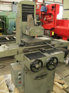 Surface Grinder 8 X 18 Mitsui Msg 250m Hf Pmc 1 3 Hp 7 Wheel 73
