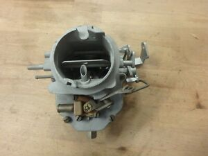 Rebuilt Carter Bbd Carburetor 2 Barrel For 1970 1972 Dodge Plymouth 318 W Blem