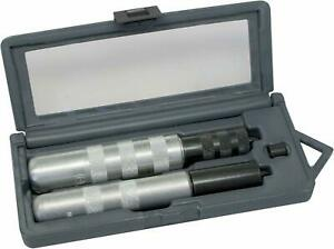 Valve Keeper Remover Installer Kit 4 5 7 5mm Overhead Engine Auto Tool W Case