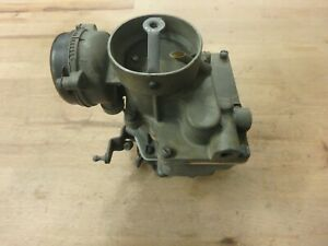 Rebuilt Carter Carburetor Yf 4411s For 1965 67 Ford 170 200 F100 E100 6 Cyl