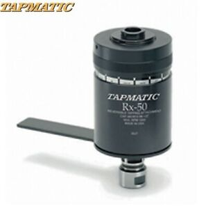 Tapmatic Tapping Head 6 1 2 Pipe 1 16 1 8 Cap 6jt Mnt 015006