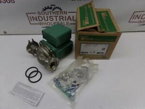 Taco Hot Water 0013 sf3a 220v 50hz 1 6hp 125psi 3 4 Ss Flange Kit 110c 230f
