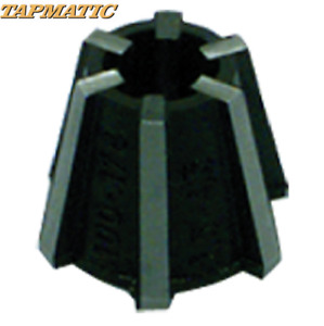 Tapmatic Tapping Head Rubber Flex Collet J462 0 630 0 900 26200