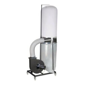 Dust Collector 70 Gallon Industrial Dust Collector 2 Hp Heavy Duty Wood Portable