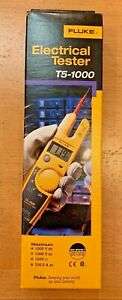 Fluke T5 1000 Continuity Current Electrical Tester 1000v New In Box
