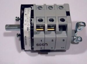Reverse Switch 40 Amp For Corghi Coats Rc And Hofmann Cemb Tire Changers