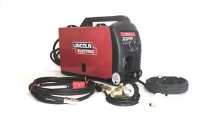 lincoln K3461 1 Le31mp Multiprocess Welder Mig Tig Stick 120v 120amp new