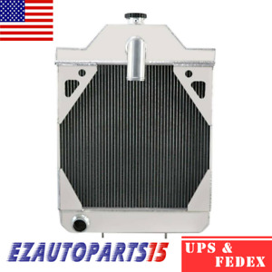 A39344 Radiator For Case 430 530 580 580b 480c 430ck 580b A39344 A35604 Tractor