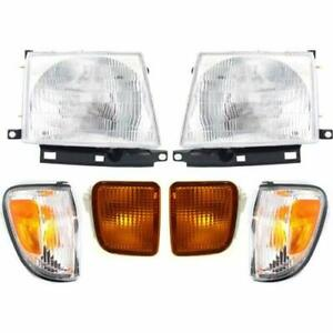 For Ty Tacoma 4wd W pre 1998 1999 2000 Headlight Corner Signal Lamp Right