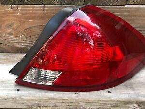 2000 2003 ford taurus Sedan Right Pass Genuine Oem Tail Light Pre Owned