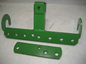 John Deere Tractor Model M mt Clevis Bar W Extension Hitch