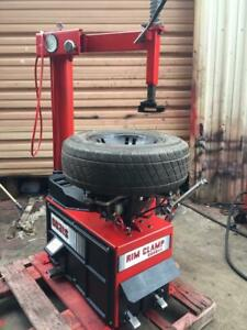 Coats 5060ax Rim Clamp Tire Changer Rebuilt Machine 22 24 Air Powered Usa Made