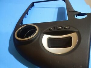 Pontiac Grand Prix 2004 2008 Dash Bezel Display 3 Button Digital Screen Oem